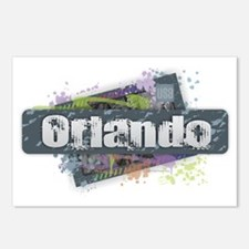 Orlando Design Postcards (Package of 8)