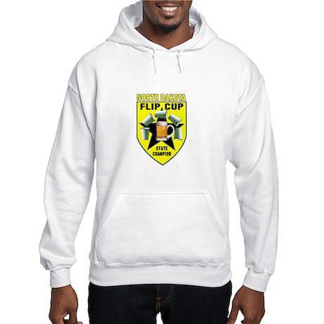 North Dakota Flip Cup State C Hooded Sweatshirt