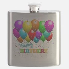 Cute Birthday party Flask