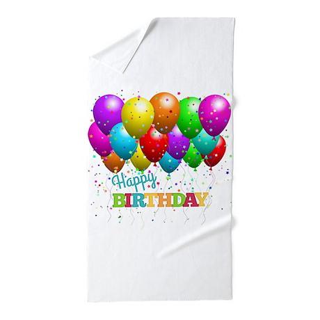 Happy Birthday Mom Beach Towels Pool Towels Kids Beach Towel