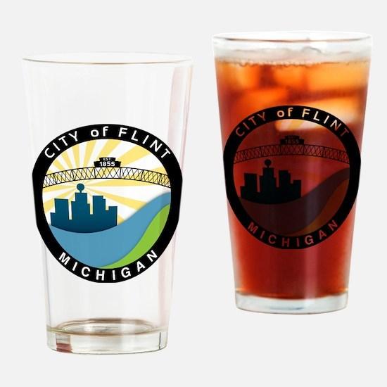 Unique Mi Drinking Glass