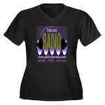 Polka Dot Radio on Live365 Women's Plus Size V-Nec