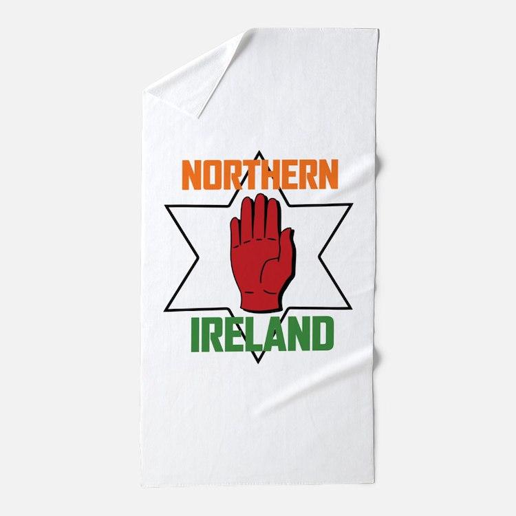 Northern Ireland Beach Towel