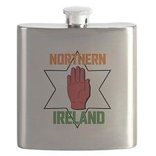 Northern Ireland Flask