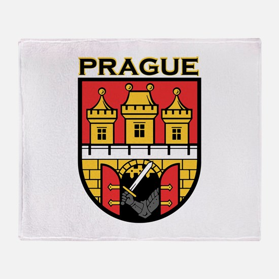 Prague Throw Blanket