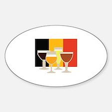 Belgian Beer Decal