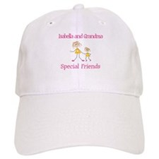 Isabella & Grandma - Friends Baseball Cap