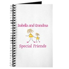 Isabella & Grandma - Friends Journal
