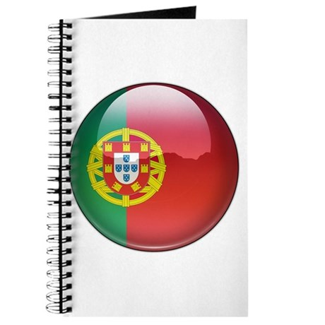 Portugal Flag Jewel Journal