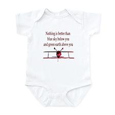 Inverted Infant Bodysuit