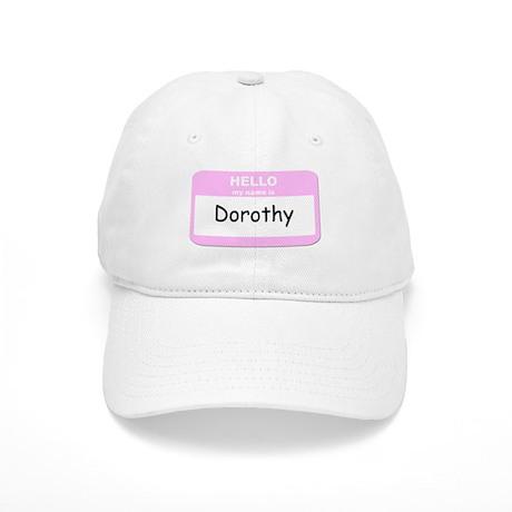 My Name is Dorothy Cap