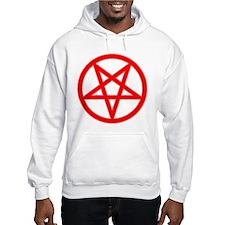 Bloody Pentagram Hoodie