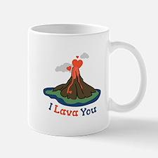 I Lava You Mugs
