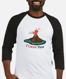 I Lava You Baseball Jersey