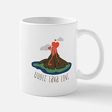 Whole Lava Love Mugs