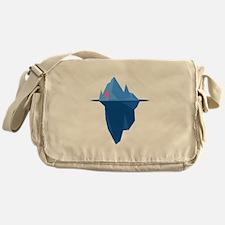 Love Iceberg Messenger Bag