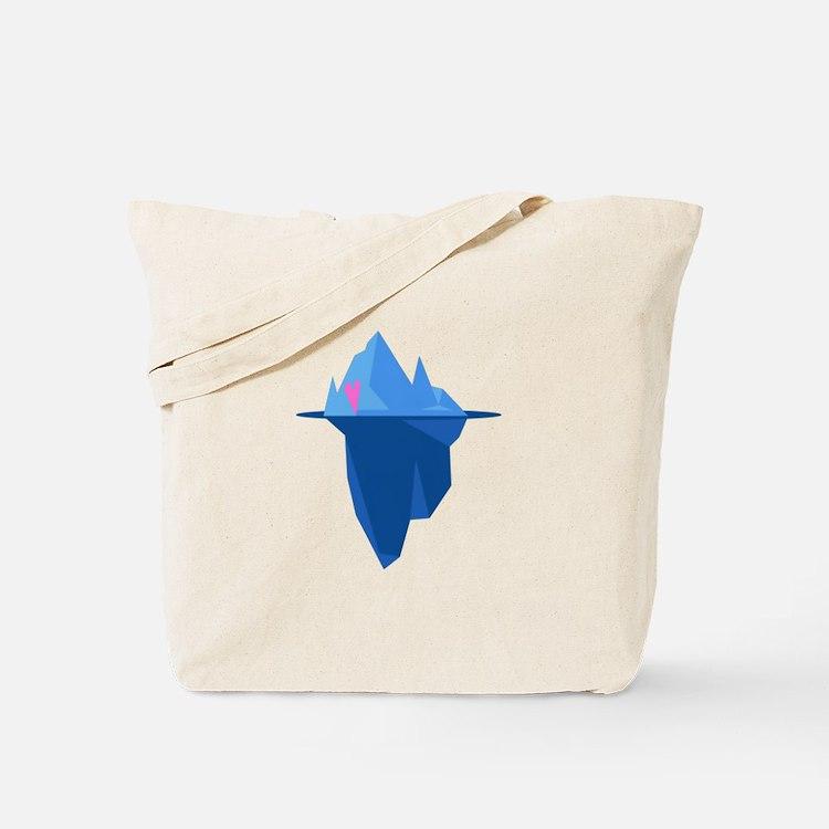Love Iceberg Tote Bag