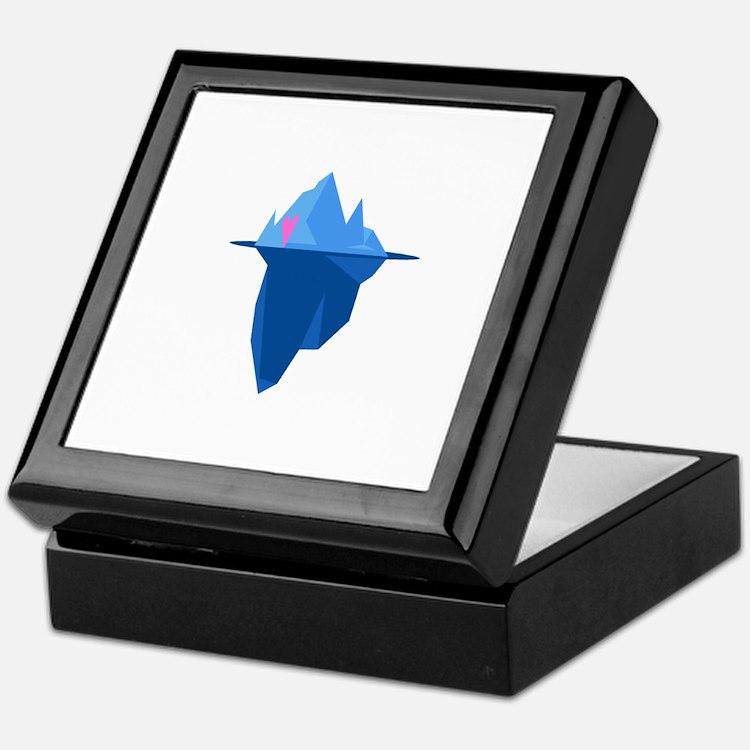 Love Iceberg Keepsake Box