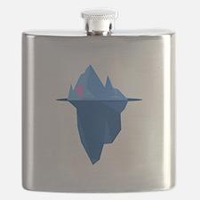 Love Iceberg Flask