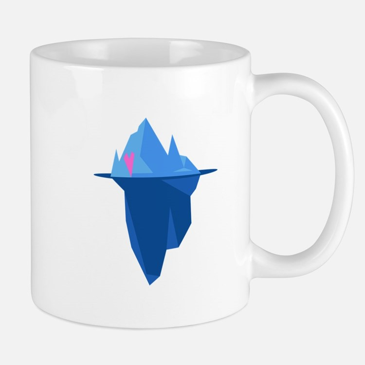 Love Iceberg Mugs