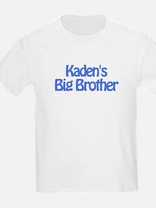 Kaden's Big Brother T-Shirt