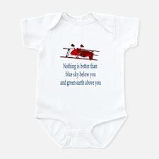 Inverted II Infant Bodysuit