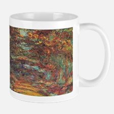Claude Monet's The Rose Walk, Giverny, 1920-2 Mugs