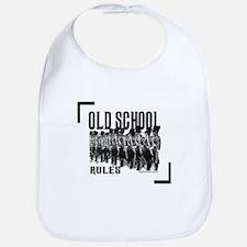 Old School Rules Bib
