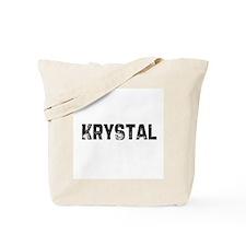 Krystal Tote Bag