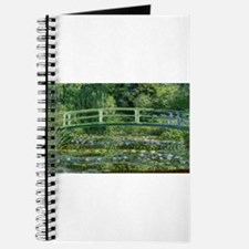 Claude Monet's Water Lilies and Japanese B Journal