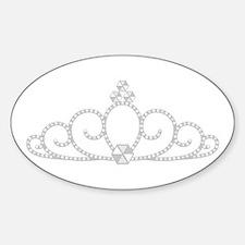 Princess Tiara Decal