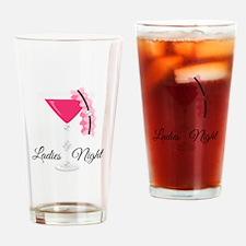 Ladies Night Drinking Glass