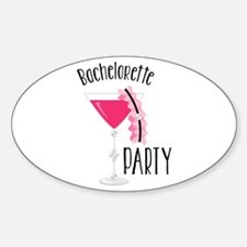 Bachelorette Party Decal