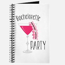Bachelorette Party Journal