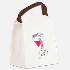 Bachelorette Party Canvas Lunch Bag