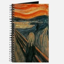 Cute Edvard munch Journal