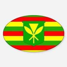 Hawaiian Flag Bumper Stickers Car Stickers Decals Amp More