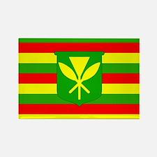 Kanaka Maoli Flag Magnets