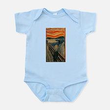 Edvard Munch's The Scream Body Suit