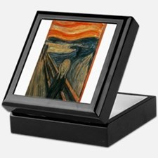 Edvard Munch's The Scream Keepsake Box