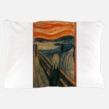 Edvard Munch's The Scream Pillow Case