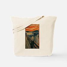 Edvard Munch's The Scream Tote Bag