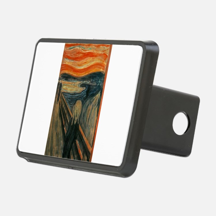 Edvard Munch's The Scream Hitch Cover