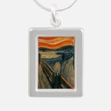 Edvard Munch's The Scream Necklaces