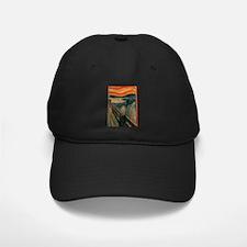 Edvard Munch's The Scream Baseball Hat