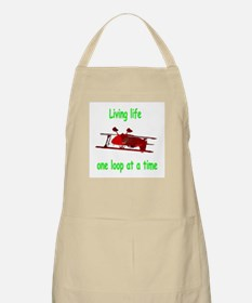 One loop at a time... BBQ Apron