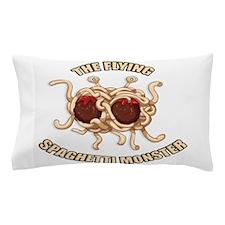 Flying Spaghetti Monster Pillow Case