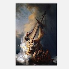 Unique Rembrandt Postcards (Package of 8)