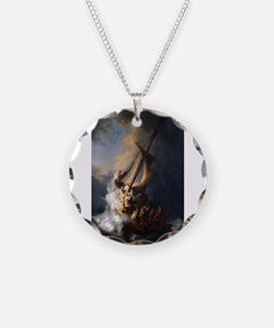 Rembrandt's The Night Watch Necklace