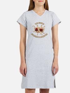 Flying Spaghetti Monster Women's Nightshirt